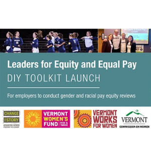 thumbnails Leaders for Equity and Equal Pay (LEEP) Toolkit Launch